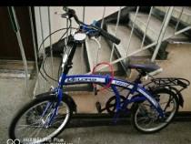 Bicicleta pliabila pentru copii si adulti aproape noua