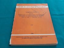 Normativ privind proiectarea și executarea instalațiilor ele