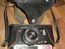 Aparat foto pe film rusesc fed-5B cu obiectiv 55mm 2,8 funct