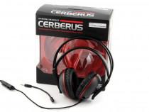 Casti gaming Asus Cerberus, negru