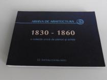 Arhiva de arhitectura 1830 1860