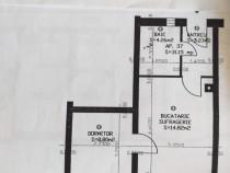 Apartament 2 camere conf. 2, Cantemir, et 4