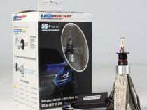 Bec LED 5S+ H15 CANBUS 6000K 12v/24v
