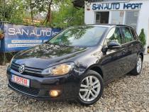 VW Golf VI / 2010 / 1.4 TSI / Rate fara avans / Garantie