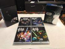 Star wars trologi full hd dvd colectie-germany