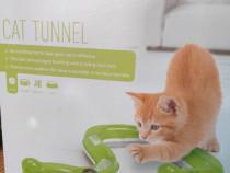 Tunel de joaca pentru pisici