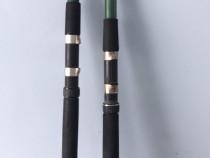 Lansete, pt.pescuit la crap,alpha telerod 80carbon composite