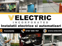 Instalatii electrice si Automatizari