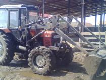 Tractor Belarus cu incarcator