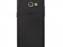 Husa Telefon Plastic Samsung Galaxy J4+ 2018 j415 Mesh Black