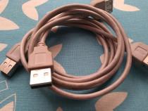 Cabluri prelungitoare USB male USB female