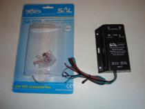 Filtru convertor semnal audio hi to low RCA subwoofer amplif