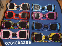 Promotie hoverboard lips nou bluetooth + boxa+led-uri aripi