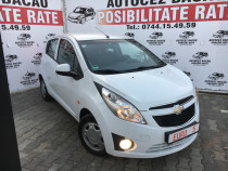 Chevrolet Spark 2012-EURO 5-Km 70000-Posibilitate RATE-