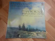 Vinil-P Ceaikovski, Concerto for violin and orchestra Oleg K
