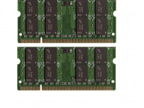 Kit memorii RAM 2Gb DDR2 667Mhz PC2-5300S (2x1Gb SODIMM)