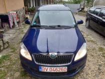 Skoda roomster-2012-euro5-16tdi-import germania-km reali