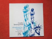 Vinil Dvorak -Streichquartette-Amerikanisches Quartett-Praga