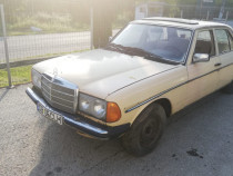 Mercedes e-class w123 240d fab. 1980 2.4 diesel