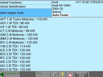 Programare codare imperechere pompa injectie Audi VolksWagen