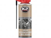 K2 Spray Lubrifiant Lant Chain Lube Off Road W140 500ML