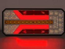 Lampa stop camion LED cu semnalizare dinamica SL05 12-24V