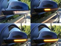 Semnalizare dinamica LED oglinzi VW Passat/Golf/Jetta