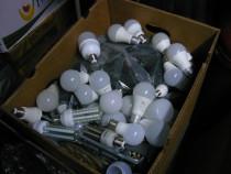 Bec, becuri LED defecte 160 bucăți