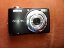 Aparat foto Nikon Colpix L22