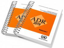 Consilier de siguranta ADR.