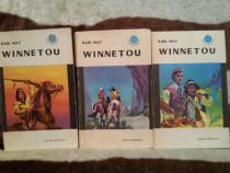 Winnetou-Karl May (3 vol)