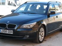 BMW E61 520d Facelift, 2.0 Diesel, an 2009