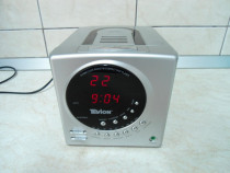 Radio/CD stereo cu ceas si alarma, Tevion CDR 2150
