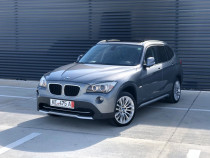 BMW X1 2.0 X-Drive (4x4) 177 CP 2011 automatic panoramic