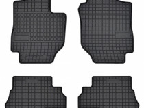 Set Covorase Auto Cauciuc Negro Suzuki Jimny 2018→ 410015