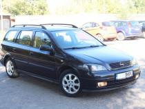 Opel astra g, 2001, 1.6i 101 cp e4, ac, acte la zi