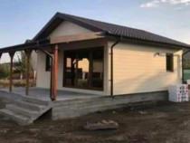 Construim containere tip casa