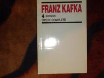 Kafka - Opere complete volumul 4