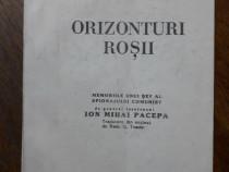 Orizonturi rosii - Ion Mihai Pacepa / C26P