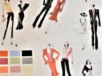 Cursuri online design vestimentar adaptate orice nivel