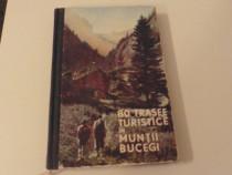 80 de trasee turistice in muntii bucegi