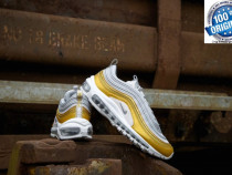 "Originali 100 % ! nike air max 97 ""gold rush "" 36.5;"