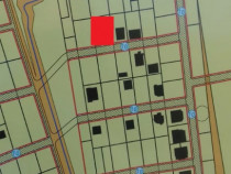 Teren Zona Carrefour , Utilitati, Str Vasile Gionea 596mp