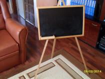 Tabla de scris sau desenat cu creta pentru educatia