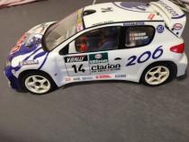 Automodel electric/Masinuta electrica Peugeot 206 WRC KYOSHO