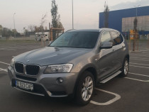 BMW X3 XDrive / 184CP / Model 2012 / Pachet Sport
