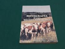 MONOGRAFIA RASEI BĂLȚATĂ ROMÂNESCĂ/ GH. GEROGESCU, C. VELEA/