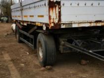 Remorca 18 tone