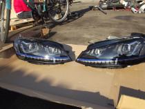 Far VW Golf 7 LED electric Faruri LED VW Golf 7 INTACTE Stan