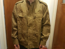 Jachetă de armata cu epoleți nou 48-50